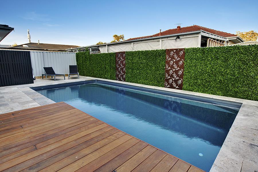 Beaconsfield Pool Build