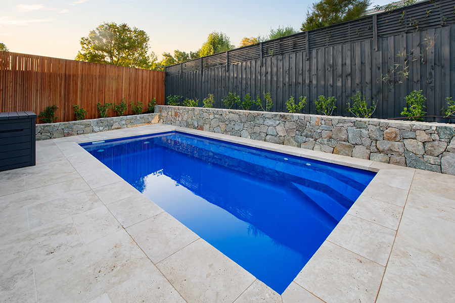 Mornington Empire Pool Installation