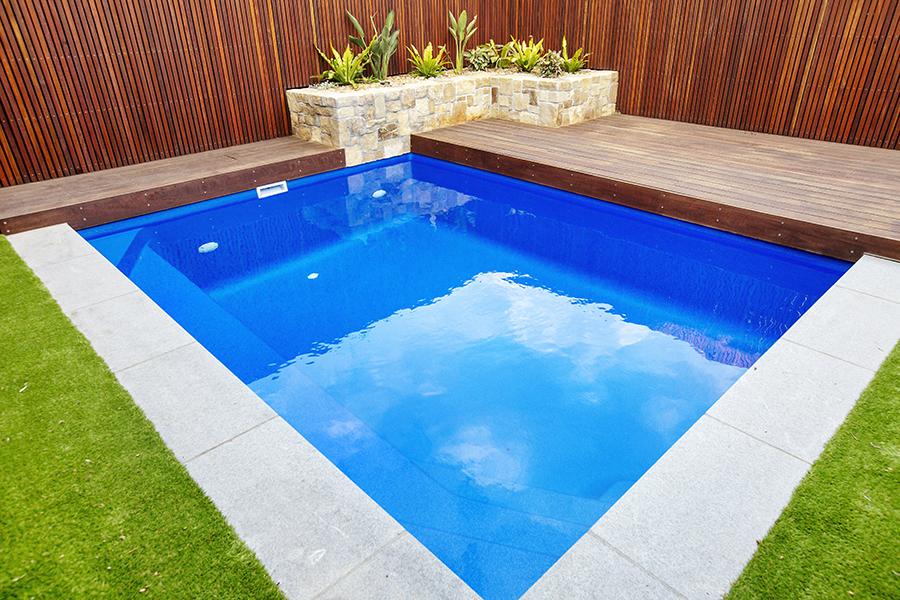 Mulgrave Pool Twilight